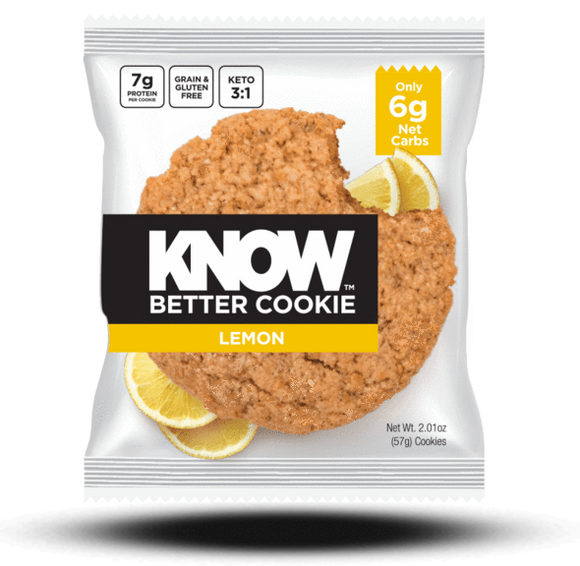 3 Net Carb Cookie Know Food Keto Paleo