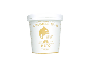 Caramels Back Killer Whey