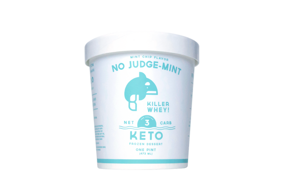No Judge Mint Killer Whey