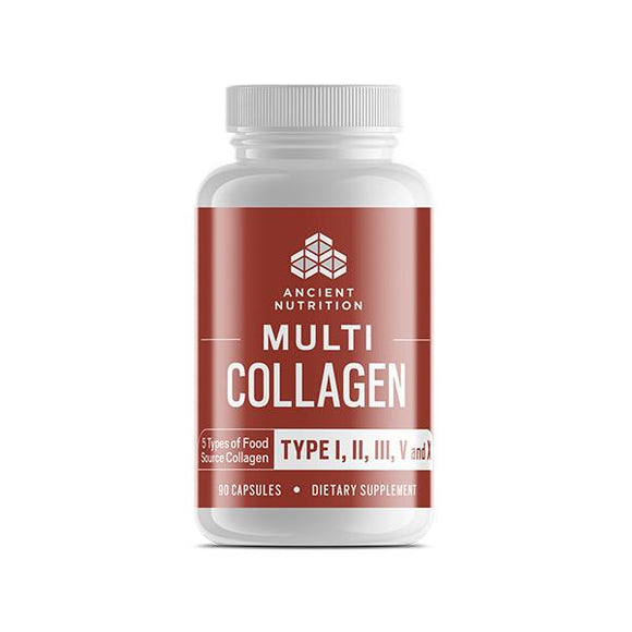 Ancient Nutrition Multi Collagen Capsules