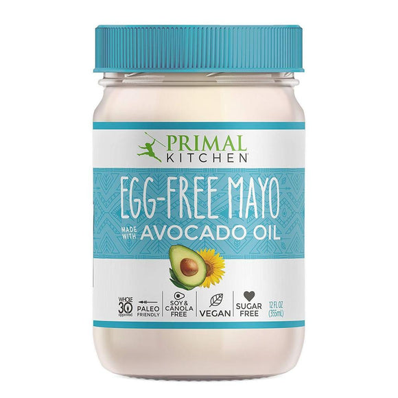 Egg-Free Mayo with Avocado Oil