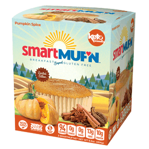 Smart Muffin Pumpkin Spice