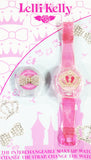 Lelli Kelly Make-up Watch Free Gift
