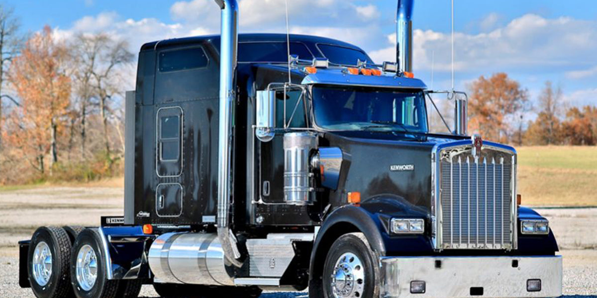 Kenworth W900 — bellsandwhistlesokc