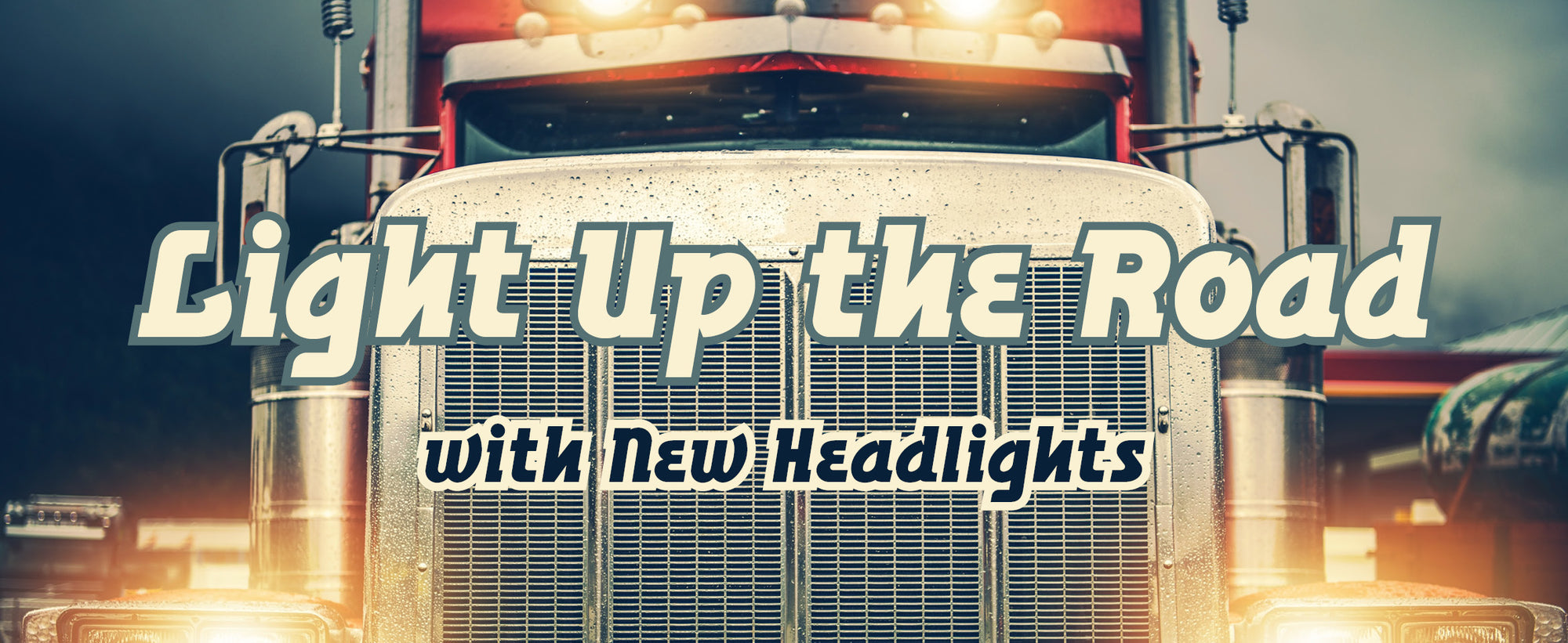 Light Up the Road with New Headlights