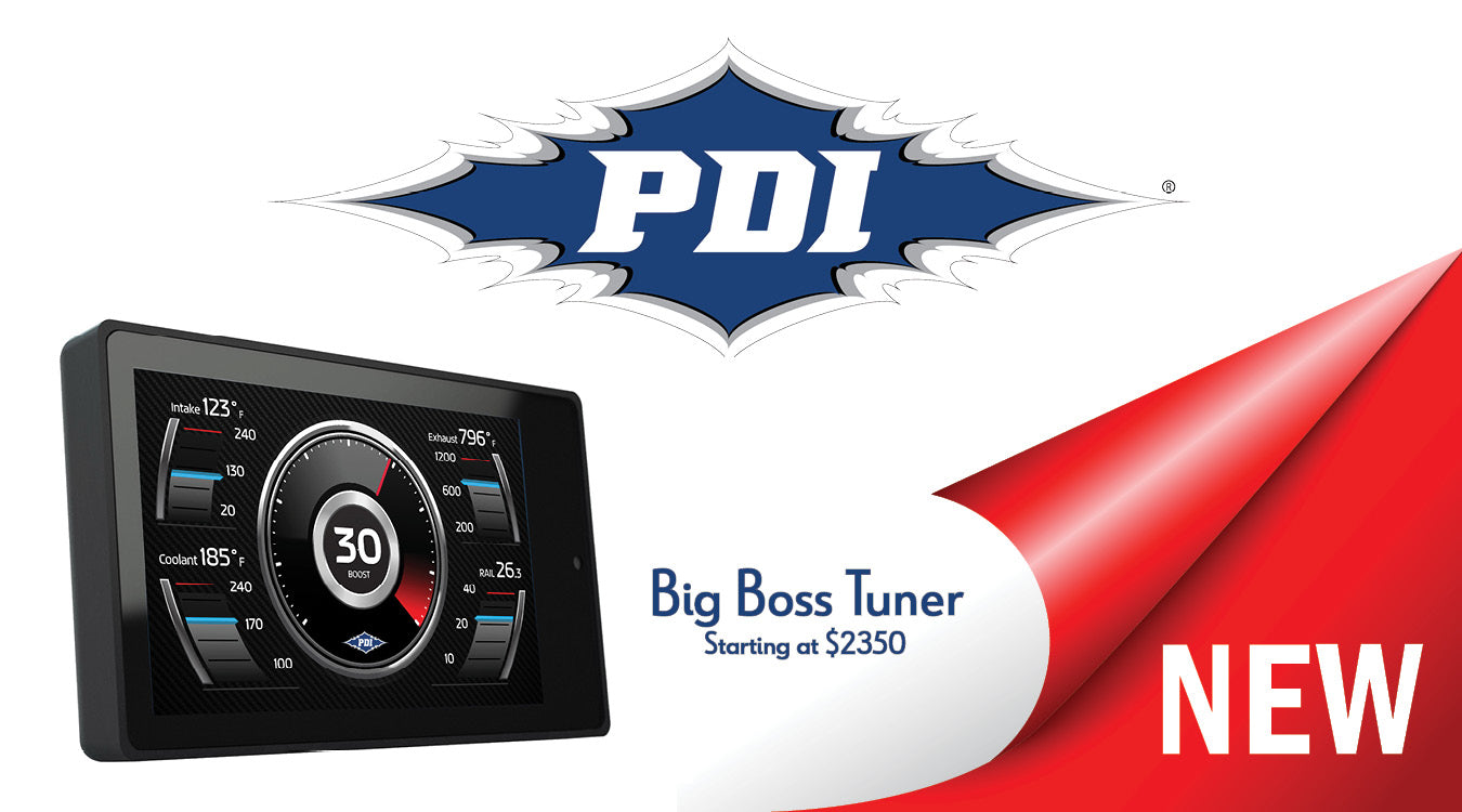 Performance Diesel Inc Big Boss Tuner