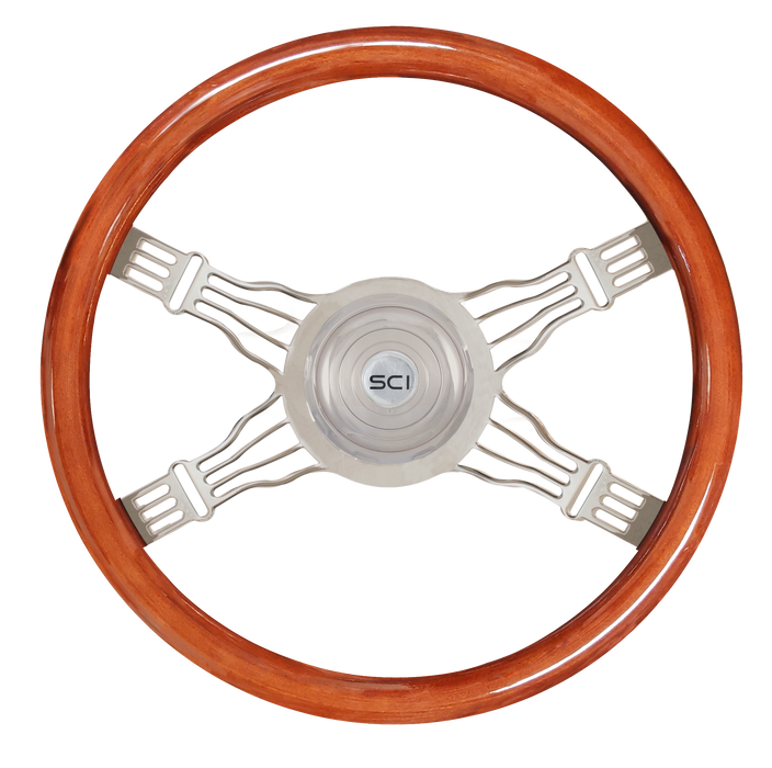 Voltage 4 Steering Wheel