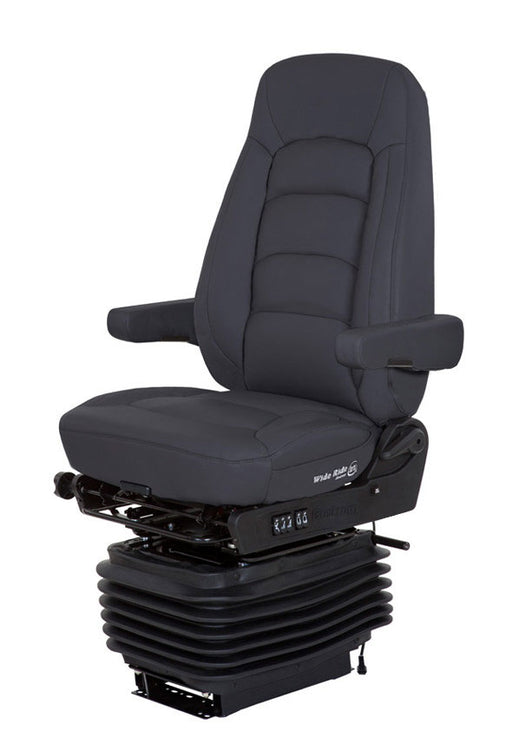 Wide Ride+ Serta (Hi-Pro Air Suspension, Bellows, Hi-Back, Dual Armrest)