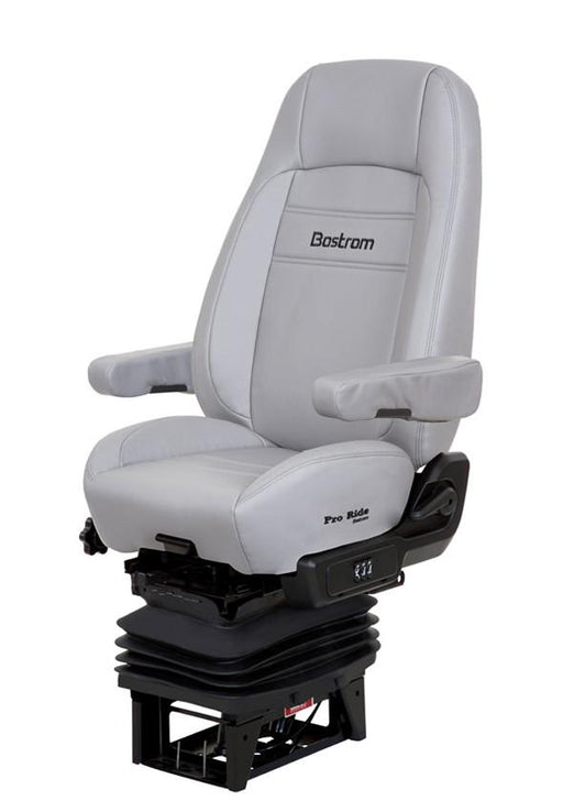 Pro Ride (Hi-Pro 915 Air Suspension, Bellows, Hi-Back, Air Lumbar, Dual Armrests)