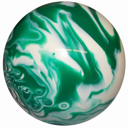 Marbled Green and White Brake Knob