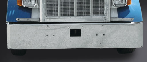 "18"" Peterbilt 378/379  Texas Bumper with Tow Holes"