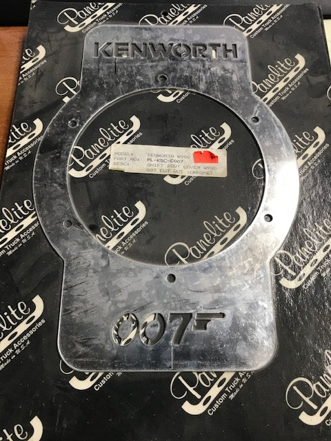 Kenworth W900 Shift Boot Cover--007