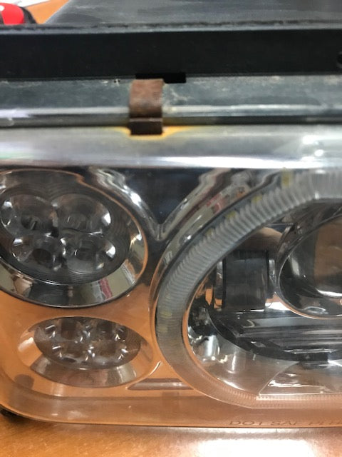 Passenger Side LED Projection Headlight