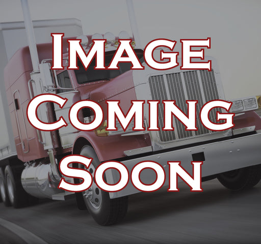"20"" Kenworth W900L Boxed End  Square with Frenched License Plate"