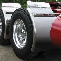 "Trux 38"" Heavy Duty Rollin'Lo Quarter Fender Kit"