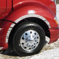 Kenworth T680 Fender Wheel Well Trim