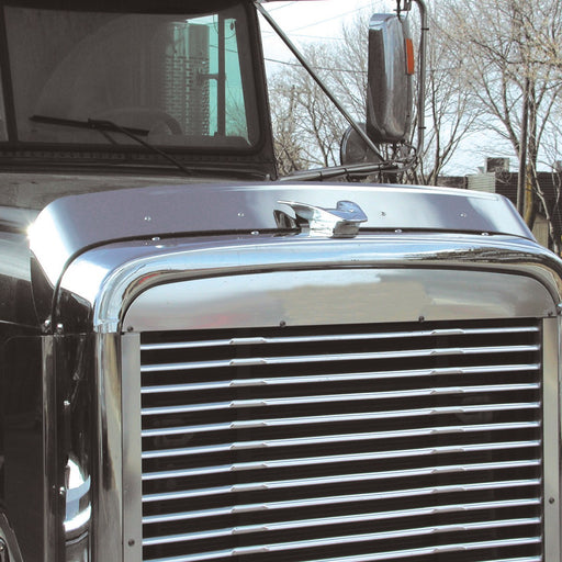 Trux Accessories Freightliner Classic Hood Shield Bug Deflector