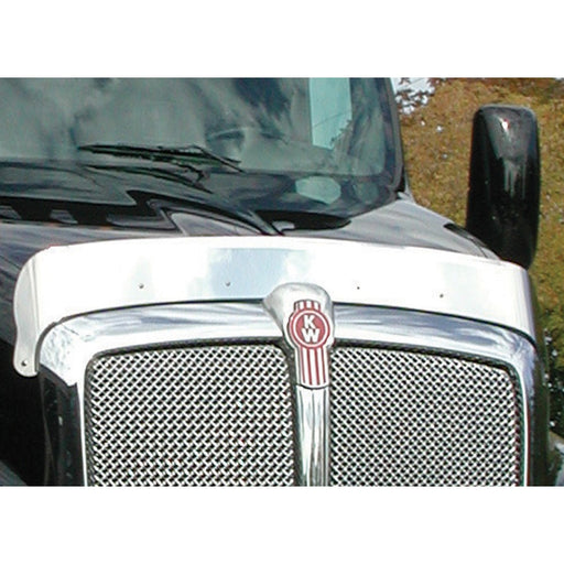 Kenworth T2000 Stainless Steel Bug Deflector