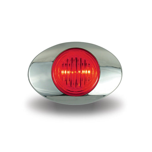 Clear Red LED G2 Marker Light