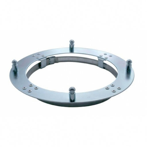 Trailer Hub Cap Mounting Bracket - Oil Seal Cap