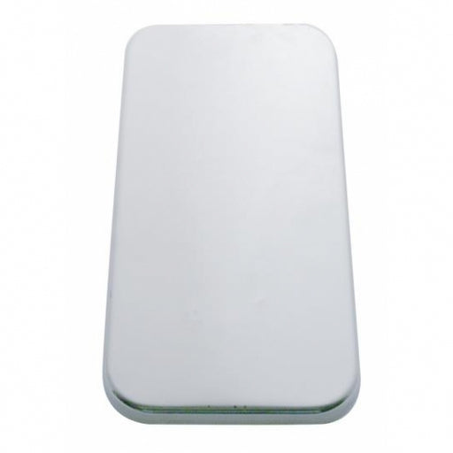 Kenworth Stainless Vent Door Cover - Plain