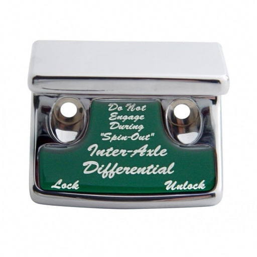 """Axle Differential"" Switch Guard"