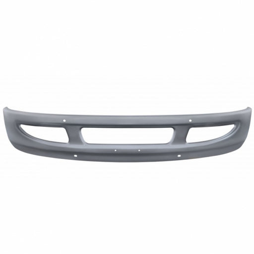 International 02+ Durastar Bumper - Large Tow Hole - Silver