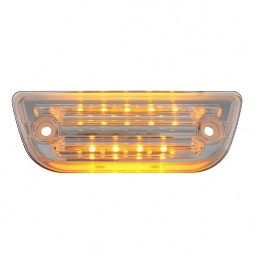 United Pacific Peterbilt 579 & Kenworth T680, T770, T880 Rectangular Amber/Clear Cab Light