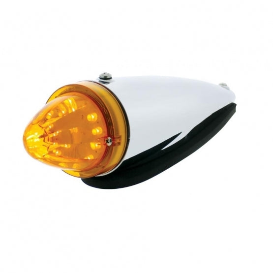 Amber/Amber Watermelon Truck-Lite Style Cab Light Kit -