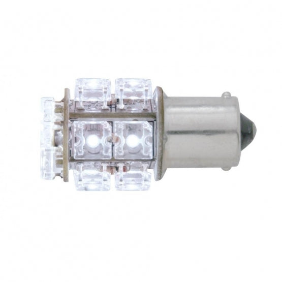 United Pacific 3 LED 360 Degree 1156 Bulb- White