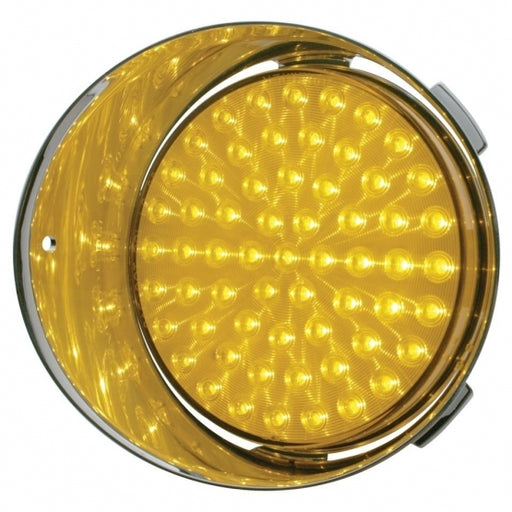 Freightliner Daytime Running Light- Amber LED/Amber Lens