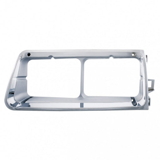 Rectangular Headlight Bezel