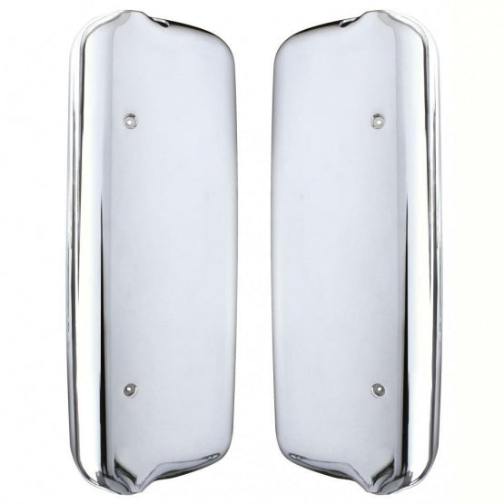 United Pacific 2005+ Freightliner Century & Columbia Chrome Mirror Cover Set