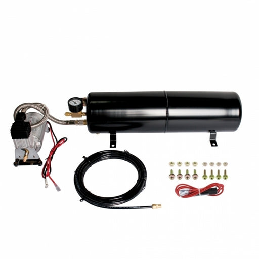 Heavy Duty Air Compressor & Tank Kit