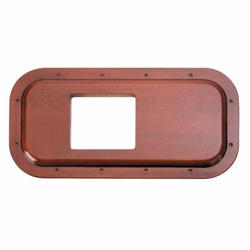 United Pacific 2005+ Peterbilt Wood Shift Plate