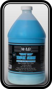 WAB Products Show Time Truck Shine