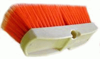 WAB Products Concrete Truck Wash Brush