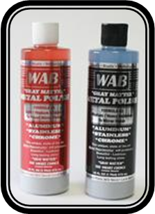 Gray Matter Metal Polish