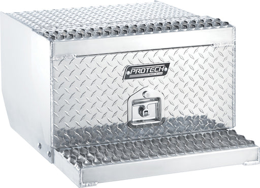 Cab Entry Aluminum Tool Box