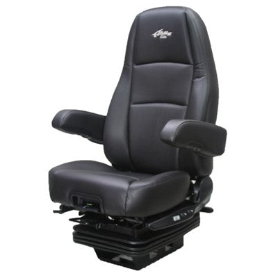 Sears Atlas II DLX High Back- Black Ultra Leather