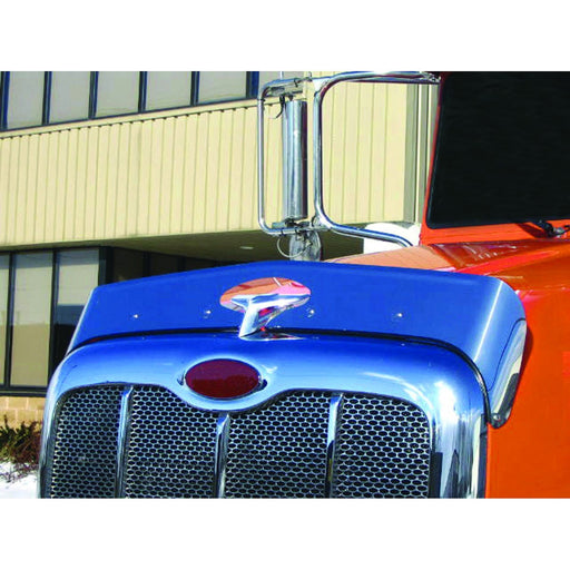 Peterbilt 384/386 Hoodshield Bug Deflector