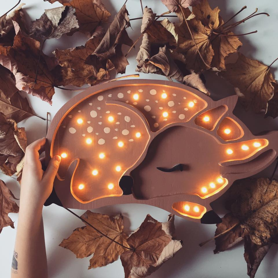 Little Lights Deer Lamp - Little Lights US