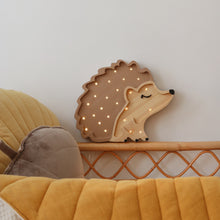 Load image into Gallery viewer, Little Lights Hedgehog Lamp