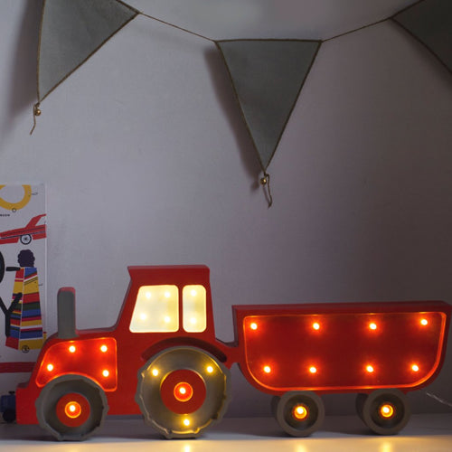 Little Lights Tractor Lamp - Little Lights US