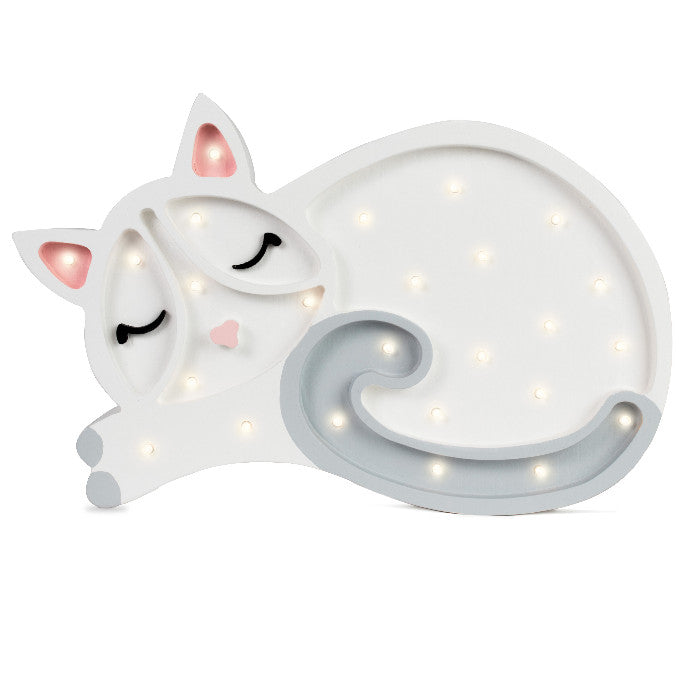 Little Lights Kitten Lamp - Little Lights US