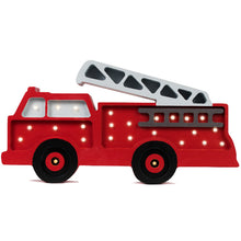 Load image into Gallery viewer, Little Lights Fire Truck Lamp - Little Lights US