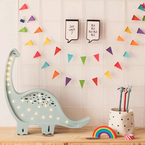 Little Lights Dinosaur Lamp - Little Lights US