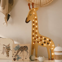 Load image into Gallery viewer, Little Lights Giraffe Lamp