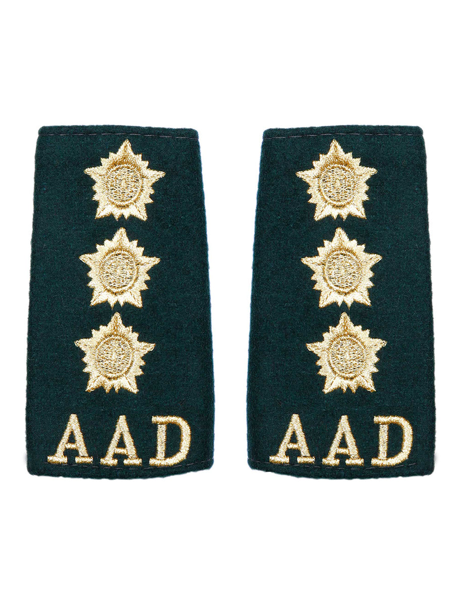 Epaulette Captain Army Air Defence