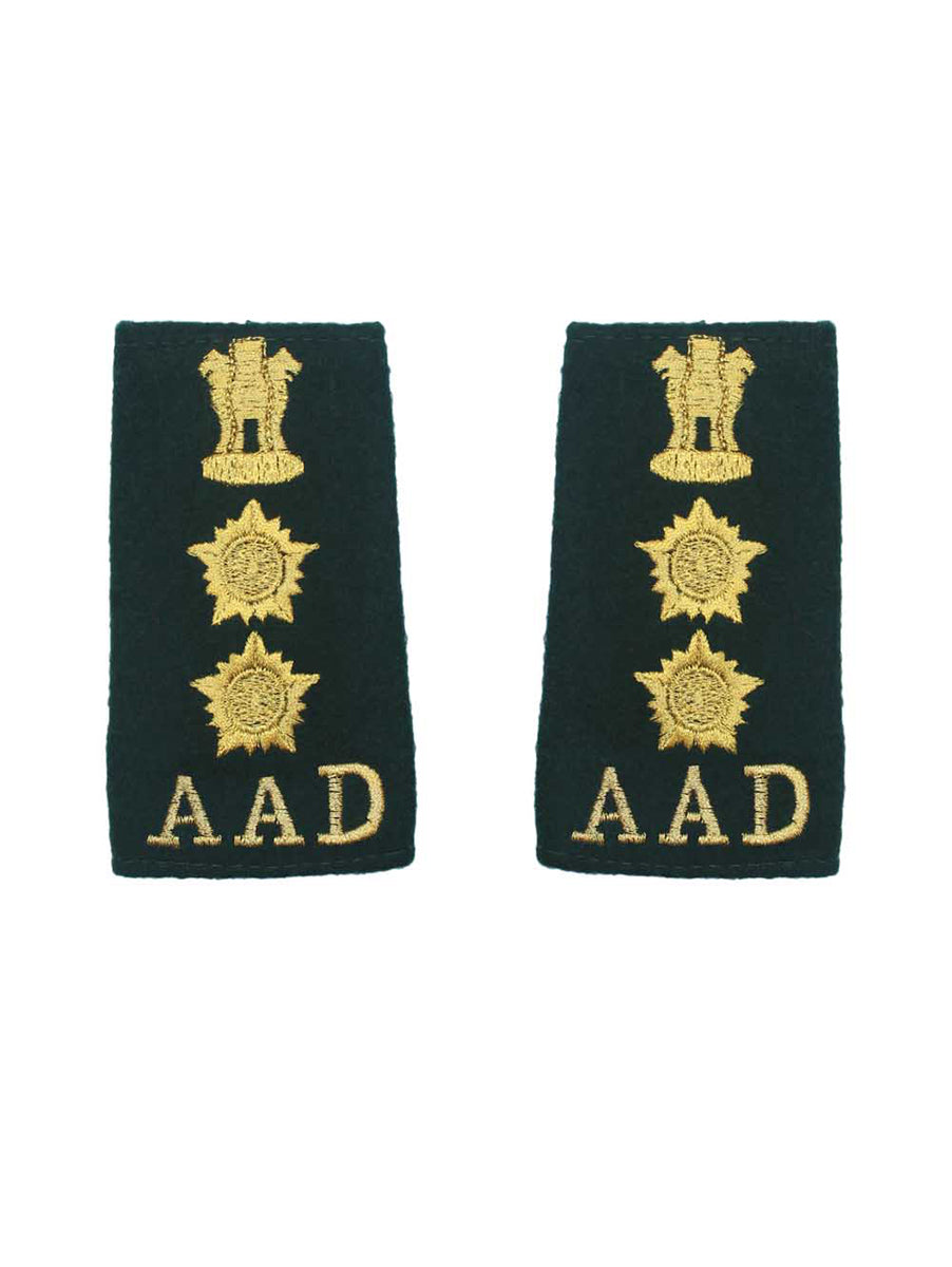 Epaulette Colonel Army Air Defence